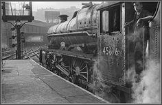 Hard work ahead (pjs,0597) | by geoff7918 Steam Trains Uk, Birmingham News, Steam Railway, Train Pictures, Old Trains, Steam Engine, Steam Locomotive, Hard Work, Vacation Trips