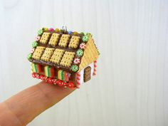 Tiny House of Candy   Flickr - Photo Sharing!