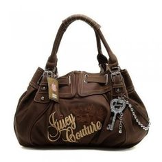 http://www.bagsandtracksuits.com/juicy-couture-charmed-free-style-brown-leather-handbags-p-556.html   Juicy Couture Charmed Free Style Brown Leather Handbags