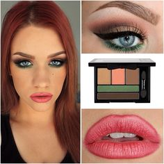 """NYX Love in Florence - """"Eat. Love. Be Fab""""   Perfect fall colors"""