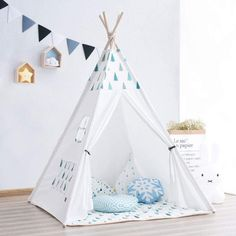 Ideas Teepee Tent Camping Bedrooms For 2019 Canvas Teepee Tent, Teepee Tent Camping, Camping Bedroom, Teepee Bed, Glamping, Tent Poles, Tents, Camping Organization, Camping Crafts
