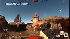 Star Wars Battlefront Beta - Most Epic Moment of the game