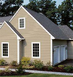 Popular Exterior House siding Combinations   Siding