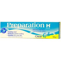 Preparation H gel works fantastic for under eye circles as it shrinks the blood vessels that cause the darkness and the gel doesn't leave the greasy feel of the original.