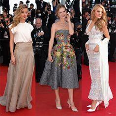 Cannes 2014: les stars du tapis rouge | Elle Québec