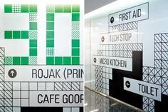 Office Wayfinding Google | THERE