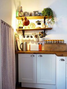 Rue Rivoirette: Notre nouvelle cuisine