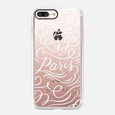 Casetify iPhone 7 Case and Other iPhone Covers - Paris Lace by Paper Raven Co. | #Casetify