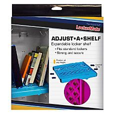 Outstanding Lockermate Adjustable Locker Shelf 10 X Highschool 9Th Best Image Libraries Sapebelowcountryjoecom