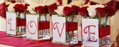 Asztaldísz, esküvői dekoráció, Bordó esküvői dekoráció, főasztaldísz
