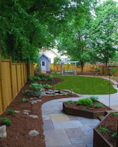 before and after backyard ideas