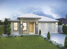 Home Designs & Floor Plans - Single & Double Storey   Hallmark Homes