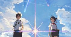 '5 Centimeters per Second' Director Makoto Shinkai's new film 'Your name.' tops Japanese Box Office With 1.28 Billion Yen in 3 Days