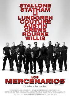 Los mercenarios 1 - online 2010