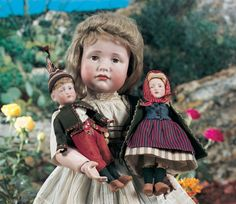For the Love of Dolls, The Mildred Seeley Collection: 43 German Bisque