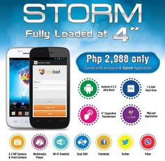 MyPhone Agua Storm: Display, Dual-Core, Jelly Bean for Gadget Review, Dual Sim, Jelly Beans, Multimedia, Wifi, Core, Android, Display, Red Dates