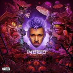 New Release Music: Don't Check On Me (feat. Justin Bieber & Ink) - Chris Brown - Don't Check On Me (feat. Justin Bieber & Ink) Chris Brown Genre: R&B/SoulMusic Release Date: 2019 Chris Brown Entertainment LLC under exclusive license to RCA Records. Rap Album Covers, Iconic Album Covers, Music Covers, G Eazy, Lil Wayne, Indigo, Chris Brown Albums, Drake, Trap Rap