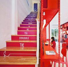 Renklerin Hükmettiği Ofisler