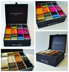 Custom Swatch Kits Sales By Colad