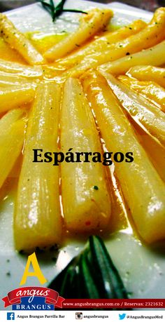 Hoy en Angus Brangus antójate de exquisitos ESPÁRRAGOS AL AJILLO. www.angusbrangus.com.co.   #RestaurantesMedellín #AngusBrangus #Medellín #Martes #restaurantes #almuerzo #restaurantes @restorandoco @DegustaColombia @PasaporteVip