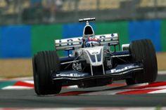Juan pablo Montoya, (BMW Williams F1 Team) Williams FW25 BMW P83 V10, France GP 2003