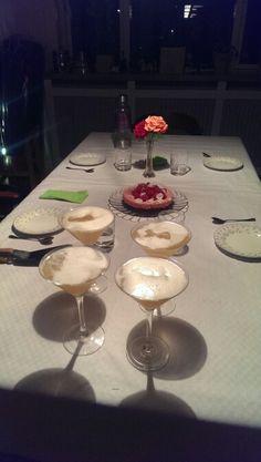 Madklub: hindbærmoussekage med french martini
