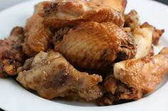 A Year of Slow Cooking: CrockPot Hoisin Chicken Wings Recipe