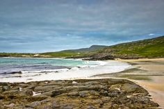 Isle of Barra - beautiful but cold!