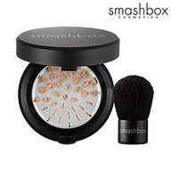 Smashbox Halo Hydrating Perfecting Powder with Kabuki Brush