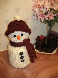 Knifty Knitter Snowman Patterns