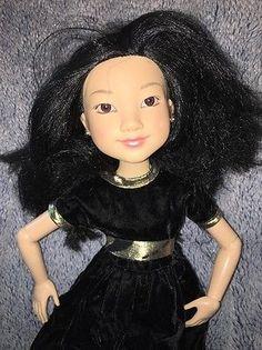18-posable-doll-BFC-Ink-Asian-YUKO-SATO-Rare