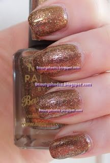 Barry M Copper Swatch: 335 Nail Paint - really want this for Christmas