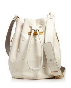 MARC BY MARC JACOBS Shoulder Bag - Bloomingdale's Exclusive Luna Studded Bucket   Bloomingdale's