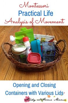 Montessori Practical Life: Analysis of Movement ⋆ Study at Home Mama. The UX Blog podcast is also available on iTunes.