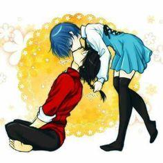 Ranma & Akane <3