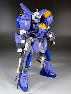 MG 1/100 Duel Gundam Assaultshroud Modeled by Azu