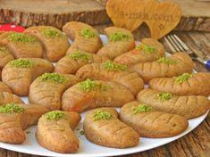 Ay Tatlısı Nasıl Yapılır? Yummy Cakes, Baked Potato, Carrots, Vegetables, Ethnic Recipes, Desserts, Food, Cases, Tailgate Desserts