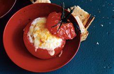 Tomato Egg Cups