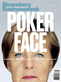 Bloomberg's poker face