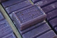Lavender soap from Provence!