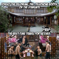 Scarlet Heart: Ryeo Episode 1, 2 & 3 Recap: The Best Time Portal Ever