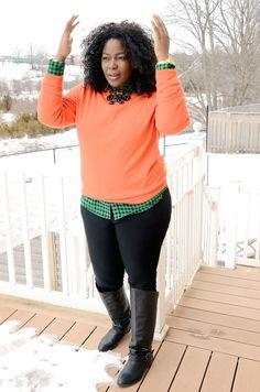 My Curves & Curls™ | A Canadian Plus Size Fashion blog: #Assacisse #mycurvesandcurls