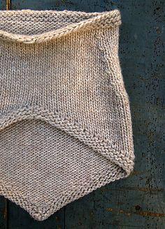 Ravelry: Bandana Cowl pattern by Purl Soho