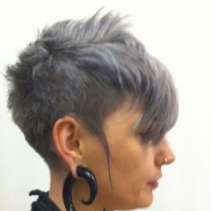 OMG! I love this!!! Not necessarily the color but, the cut!