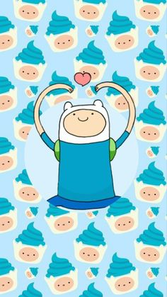Image de wallpaper, adventure time, and background