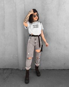 Outfits Juvenil, Divas, Harem Pants, Punk, Sweatpants, Instagram, Coven, Collection, Tattoo