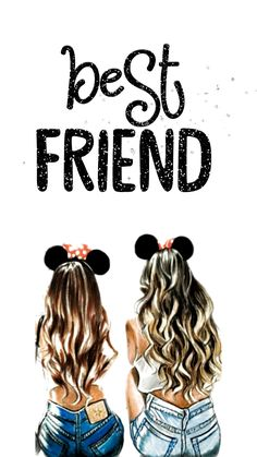 Me pin cute bff s go to disni Cute Bff Pictures, Best Friend Pictures Tumblr, Photos Bff, Bff Pics, Best Friend Sketches, Friends Sketch, Best Friend Drawings, Bff Drawings, Drawing Of Best Friends