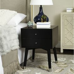 Found It At AllModern   Ables 2 Drawer Nightstand