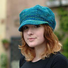 FREE CROCHET FELT BRIM HAT PATTERNS | Crochet and Knitting Patterns