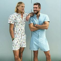 Ahhh...rompers for men...